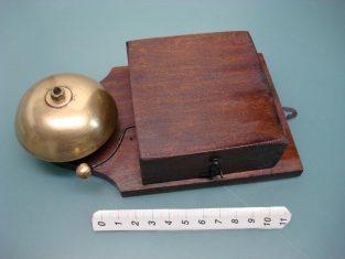 alte türklingel / antik klingel / vintage doorbell / ancienne sonnerie