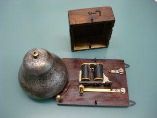 antico camapnello elettrico