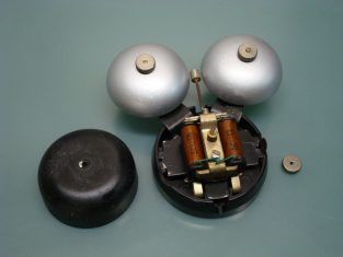 vintage telephon bell - campanello telefono - sonnette telephone - klingel telephone
